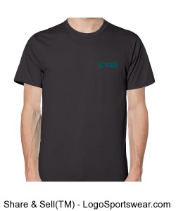 Unisex Fine Jersey Short Sleeve T-Shirt Design Zoom